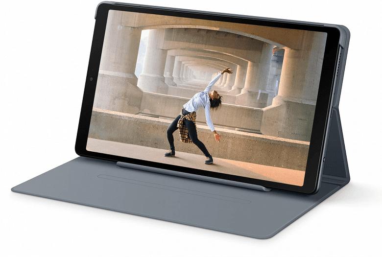 Компания Samsung рассекретила бюджетный планшет Galaxy Tab A7 Lite