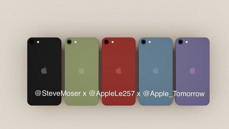 Опубликованы рендеры нового iPod Touch 2021 в стиле iPhone 12