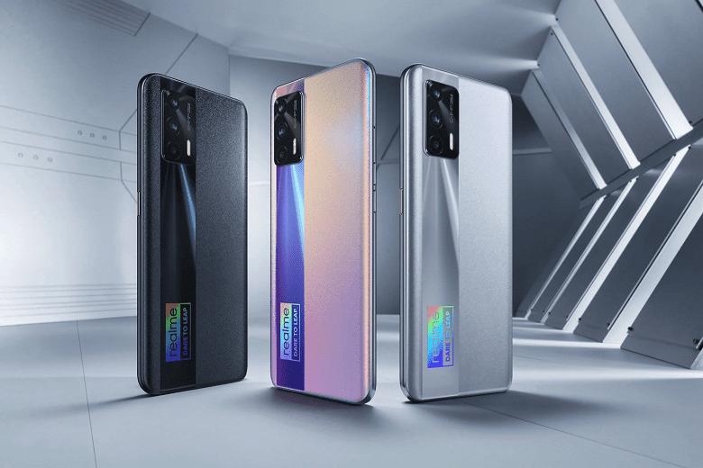 Realme представит 31 мая смартфон Realme X7 Max с 5G и 12 ГБ оперативной памяти