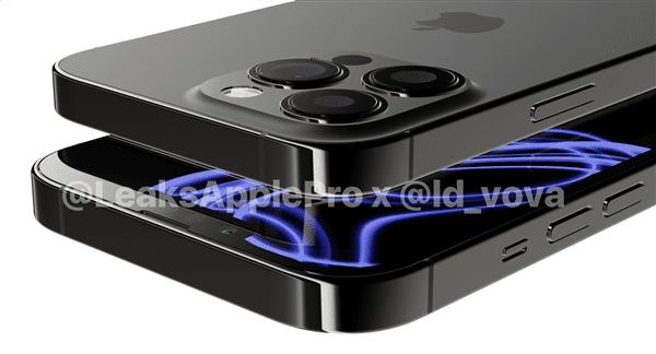 Финальную версию iPhone 13 Pro от Apple представили на качественных рендерах