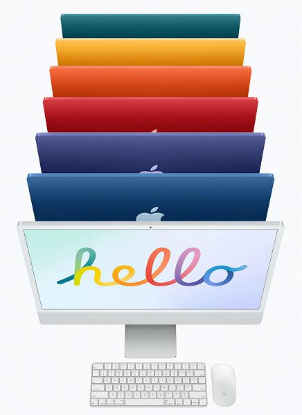 В РФ стартовали продажи новых iPad Pro и iMac на базе процессора Apple M1