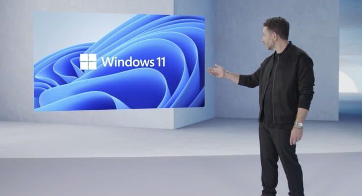 Microsoft представила новую Windows 11