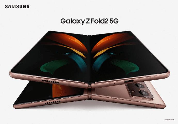 Samsung начинает массовое производство компонентов Galaxy Z Fold3