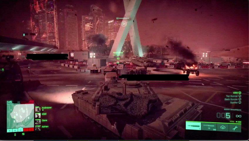 Блогеры опубликованы первые скриншоты игры Battlefield VI