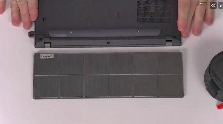Компания Lenovo выпустила беспроводную зарядку для ноутбуков