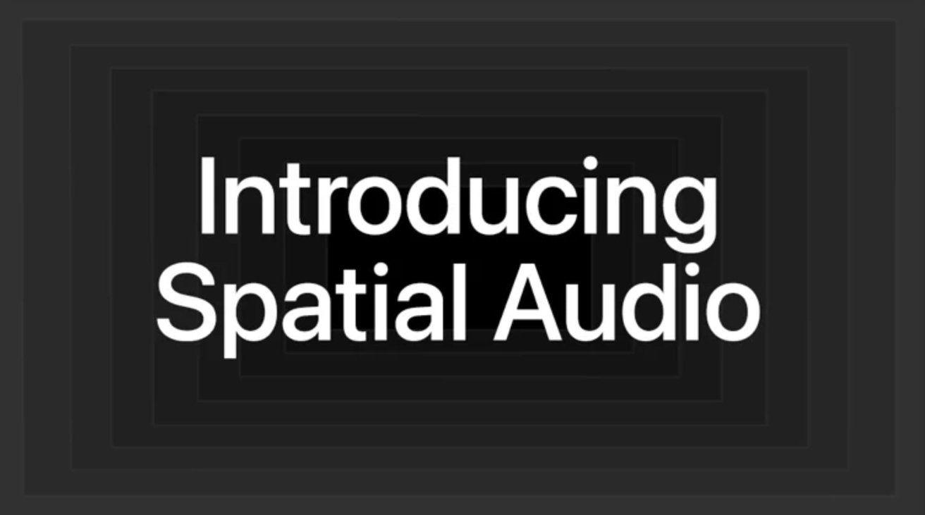 Мероприятие по запуску Apple Music Spatial Audio назначено на 7 июня