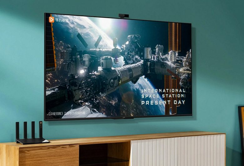 Телевизоры Huawei Smart Screen SE с HarmonyOS поступили в продажу