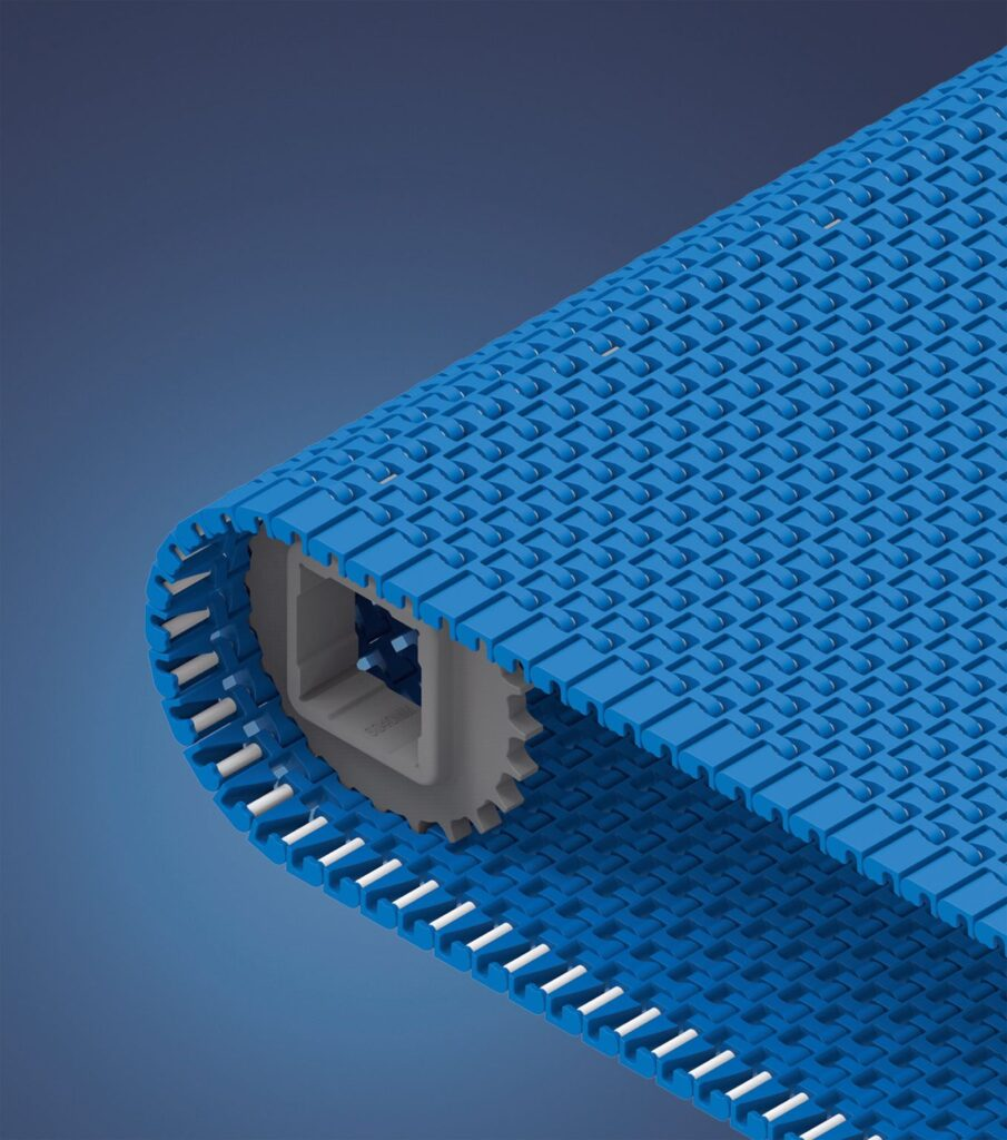 Модульная лента для конвейера: устройство и принцип работы