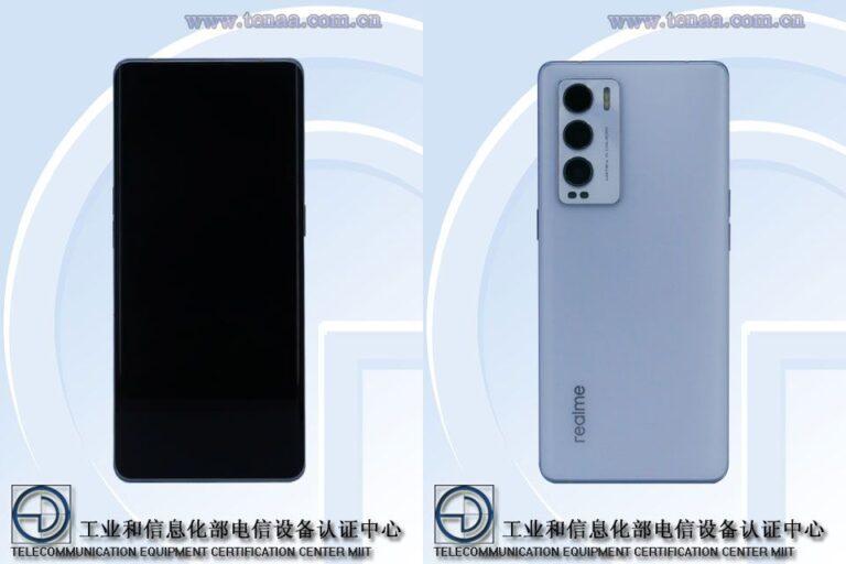 Realme GT Master Edition может стать телефоном RMX3366 с процессором Snapdragon 870