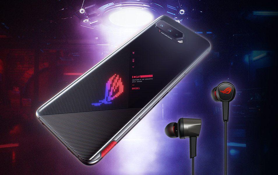 Игровой смартфон ASUS ROG Phone 5 оценили в России в 89 990 рублей
