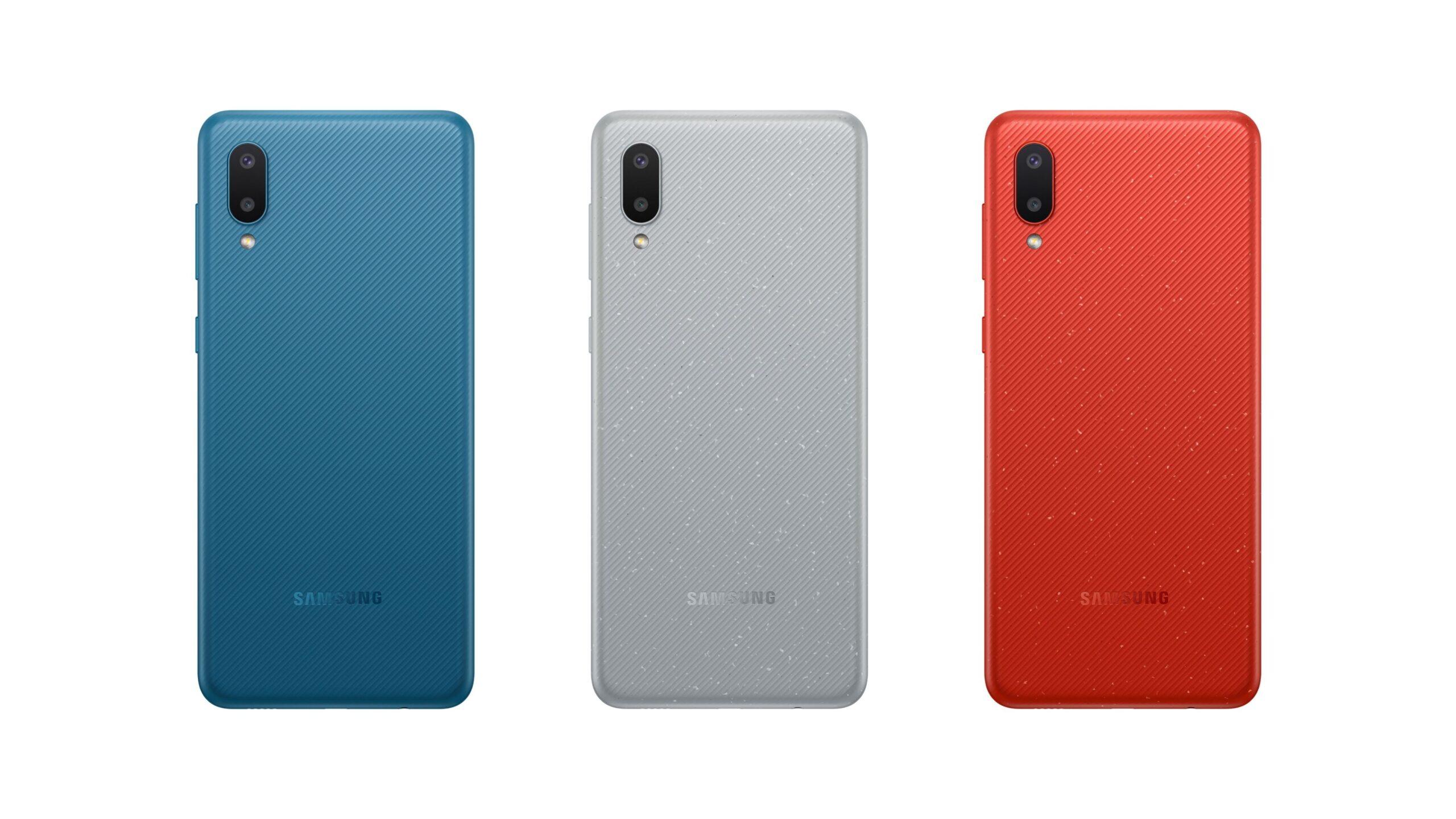 Samsung Galaxy A02 будет запущен в Индии сразу после начала производства