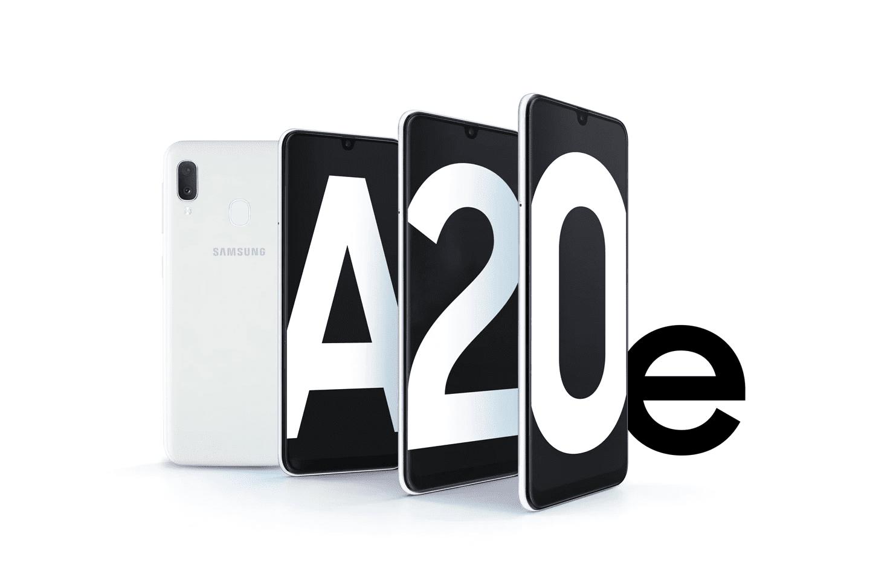 Samsung Galaxy A20e получает обновление Android 11