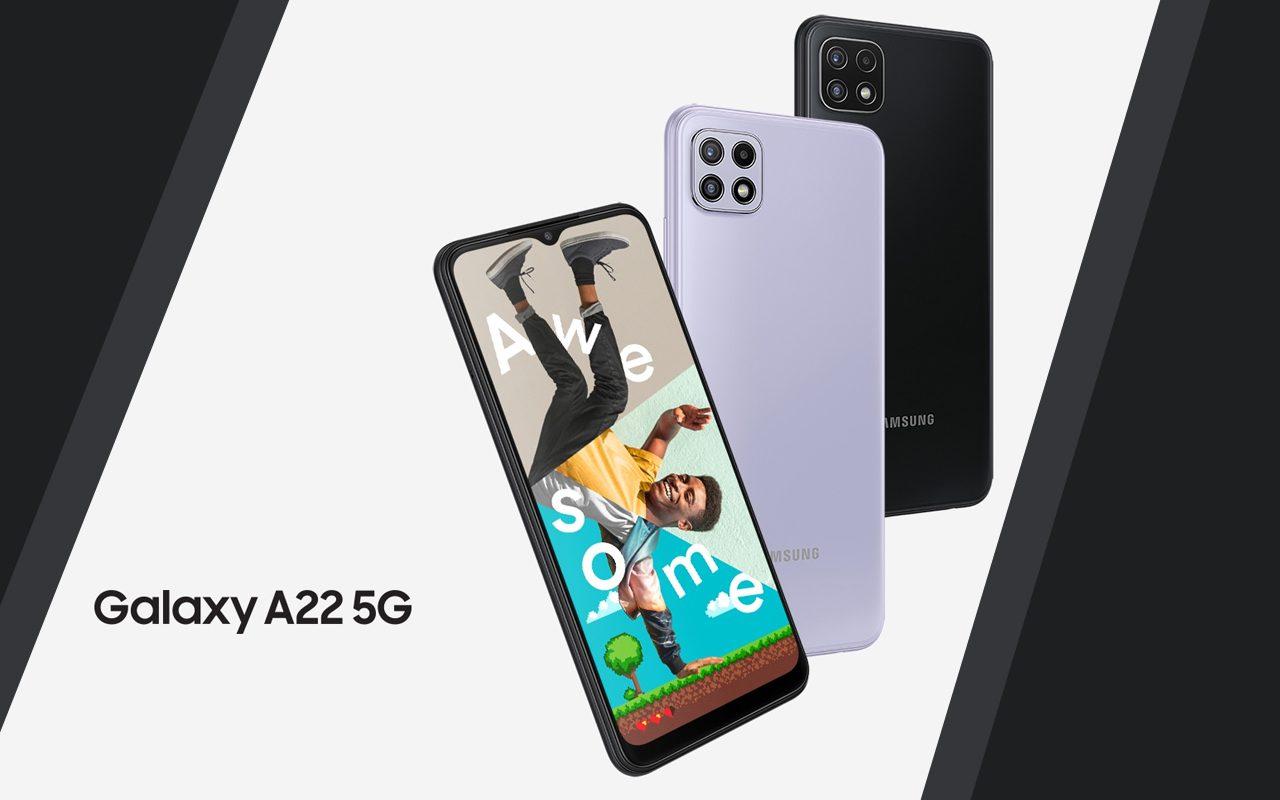 Цена на Samsung Galaxy A22 в Индии возрастает по мере поступления в продажу через офлайн-магазины