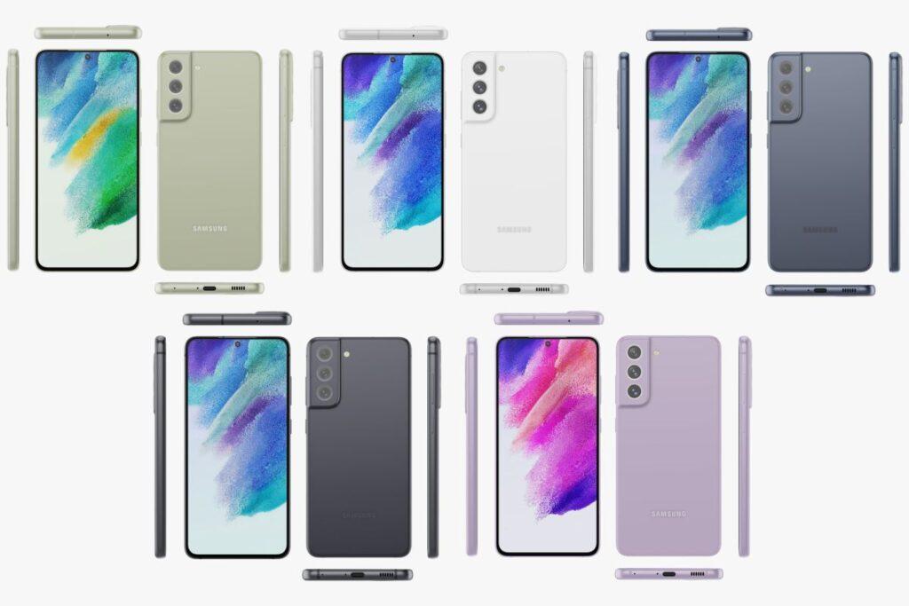 Возможности быстрой зарядки Samsung Galaxy S21 FE 5G раскрыты в листинге 3C