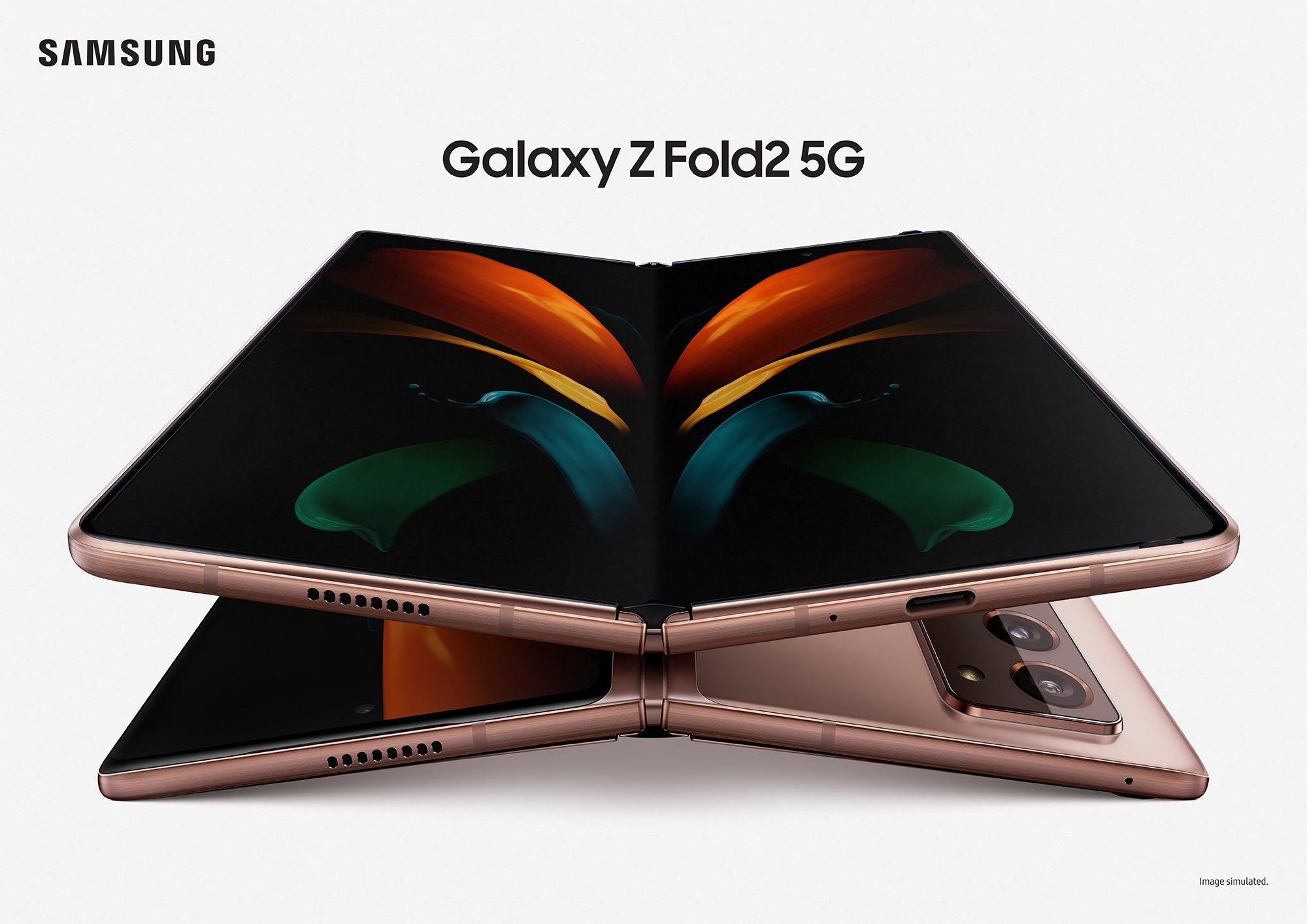 Продажи Galaxy Z Fold 2 остановились в США в преддверии ожидаемого по слухам запуска Galaxy Z Fold 3