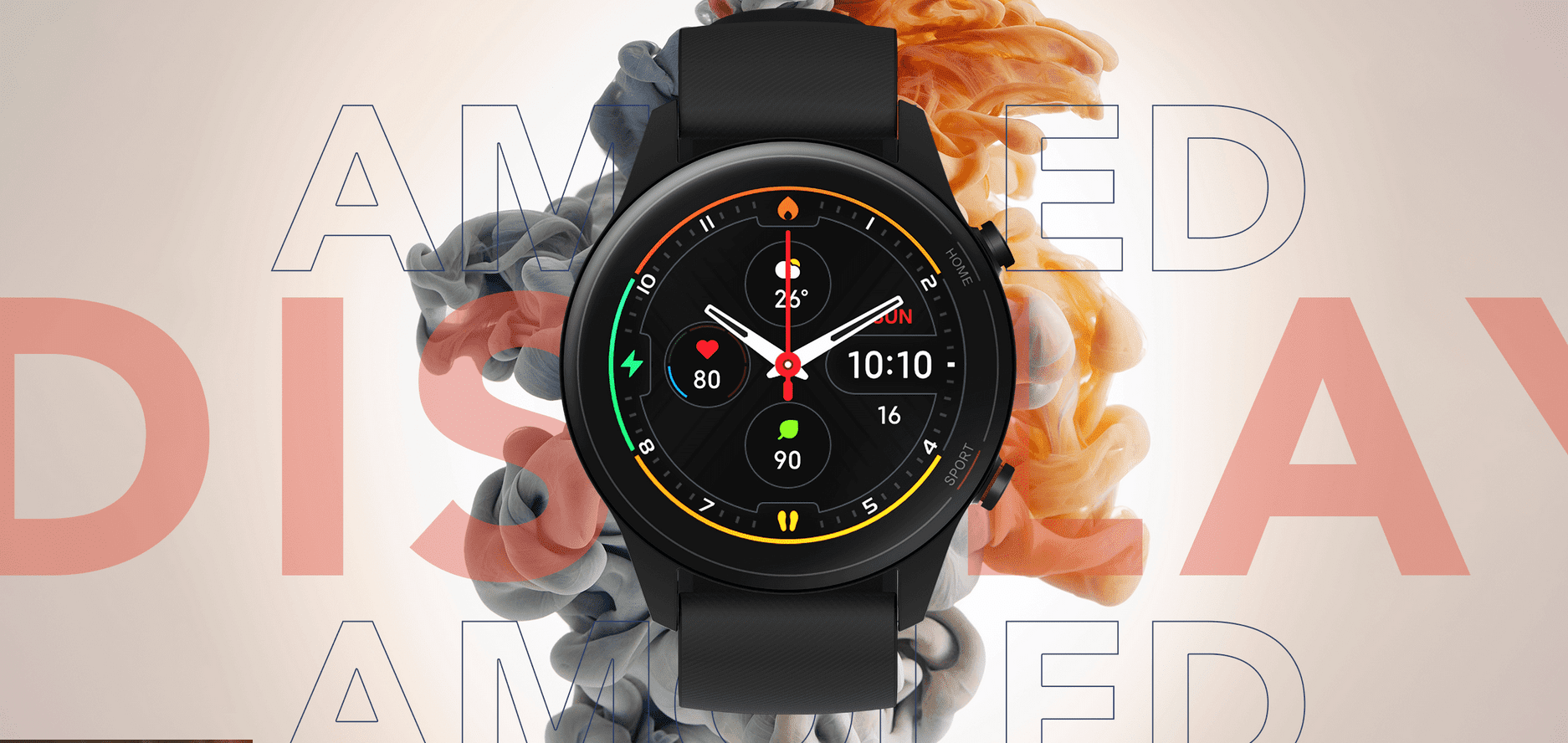Xiaomi Mi Watch Revolve Active запущены в Индии за 135 долларов