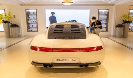 Huawei стремится разработать технологию беспилотных автомобилей к 2025 году