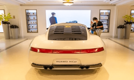 Huawei стремится улучшить качество путешествий на беспилотных автомобилях