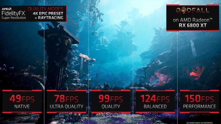 Ответ AMD на DLSS от Nvidia появится в этом месяце