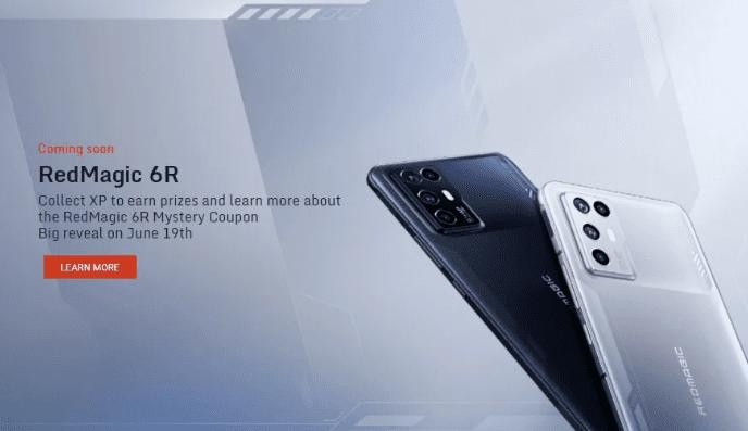 RedMagic 6R был подтвержден для глобального выпуска