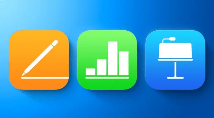 Apple обновляет iWork для iOS и macOS