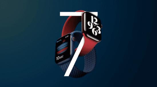 Apple Watch Series 7 будут оснащены двусторонним чипом S7 меньшего размера