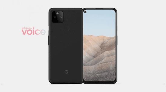 Дата выхода Google Pixel 5A может быть назначена в августе