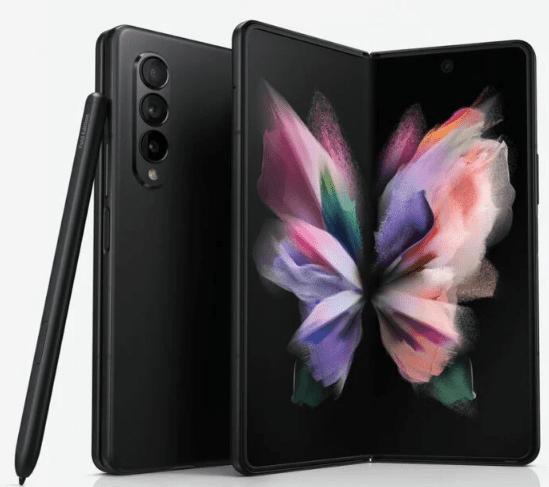 Просочились рендеры Samsung Galaxy Z Fold3 и Galaxy Z Flip3 5G
