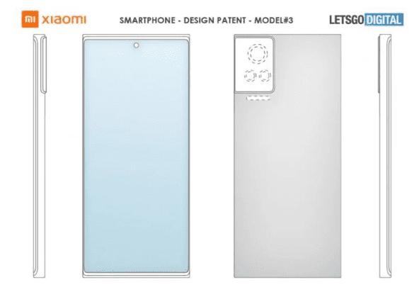 Xiaomi работает над новыми смартфонами с большими датчиками задней камеры