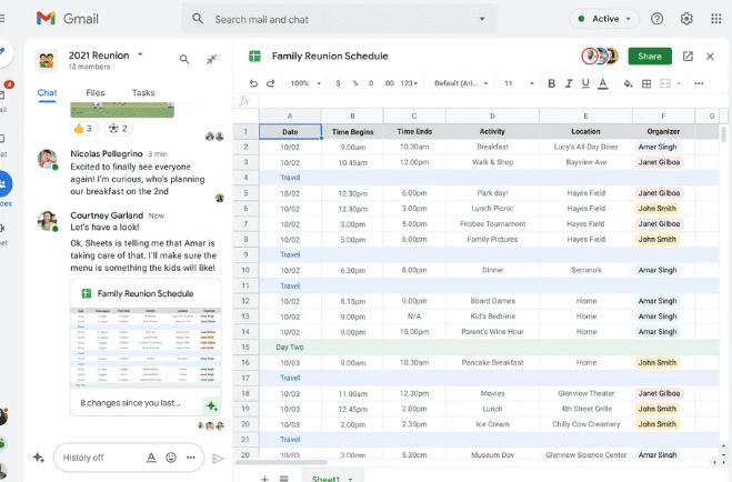 Google Workspace и Google Chat официально доступны всем