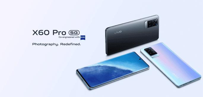 Cерия Vivo X70 будет запущена на рынок в партнерстве с IPL
