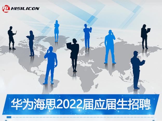 Huawei HiSilicon объявляет о начале набора персонала в Китае в 2022 году