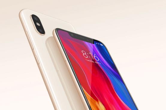 Xiaomi Mi 8 начинает получать обновление MIUI 12.5