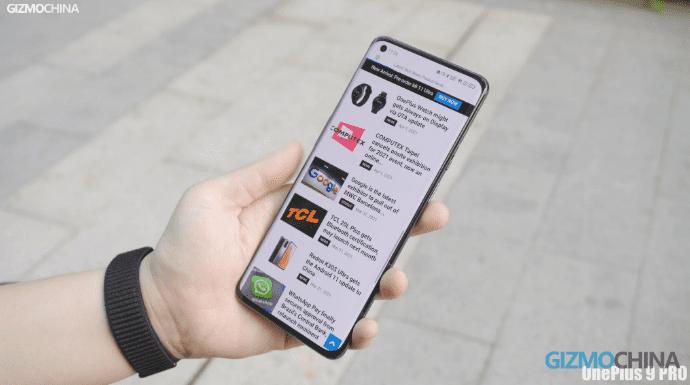 Характеристики дисплея OnePlus 9T сообщены за несколько месяцев до запуска