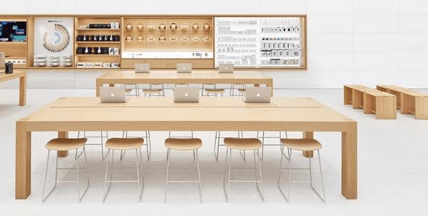 Apple собирается продавать продукты в корейских розничных магазинах LG