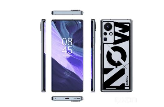 В просочившемся рендере появился загадочный телефон Infinix с потрясающим дизайном