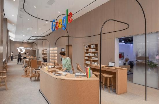 Google открывает свой первый розничный магазин в Нью-Йорке