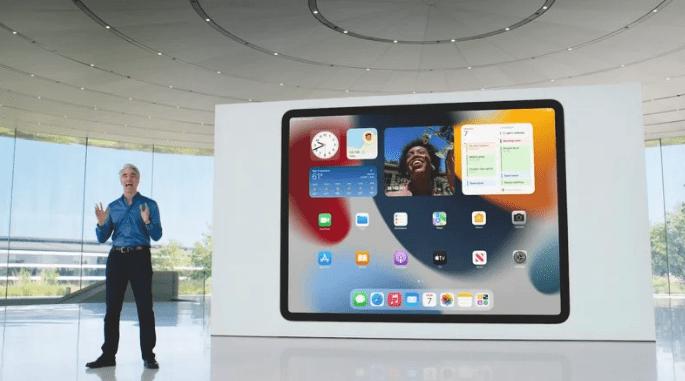 Apple представила iPadOS 15 с новыми функциями