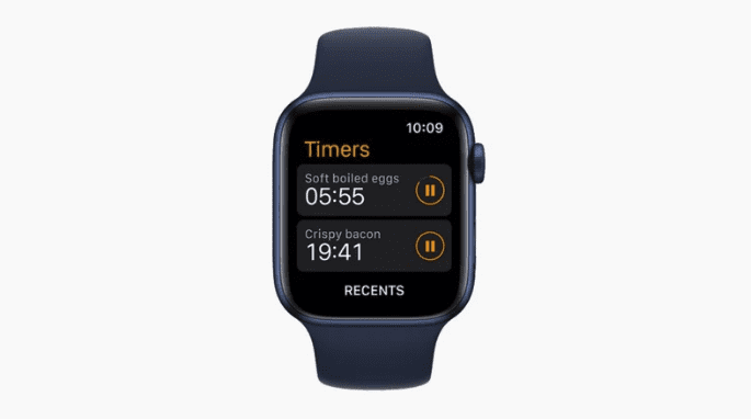 Компания Apple представила watchOS 8