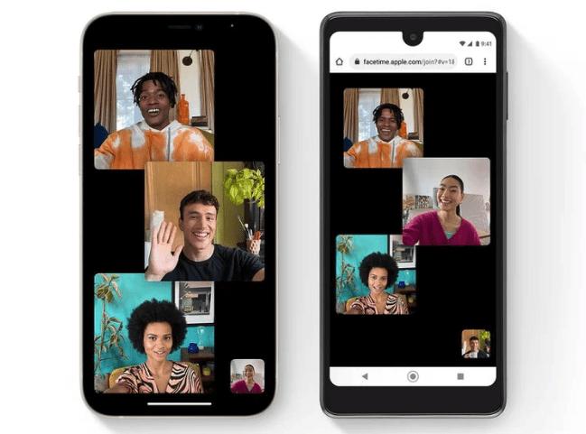 iOS 15 предоставляет FaceTime пользователям ПК и Android с новой возможностью присоединиться к Интернету