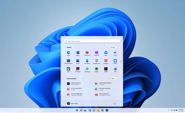 Windows 11 станет бесплатным обновлением для пользователей Windows 10