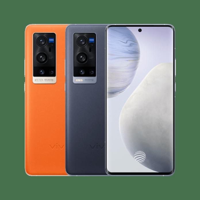 Vivo X60t Pro+ запущен с дисплеем 120 Гц, Snapdragon 888 и 4-мегапиксельными камерами