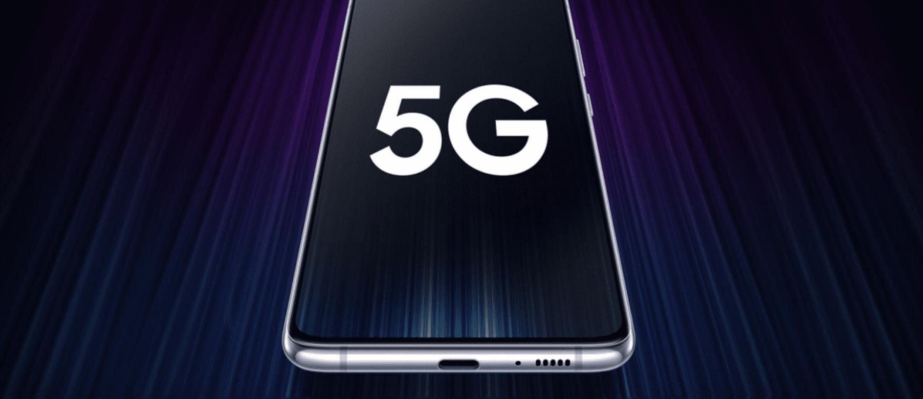 Поставки смартфонов 5G в 2022 году превысят объемы поставок 4G