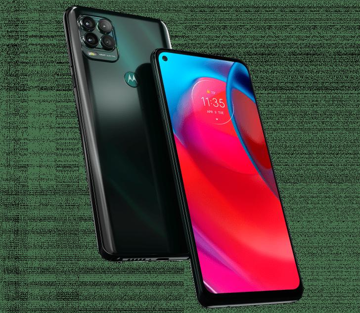 Motorola выпускает еще один доступный телефон со стилусом
