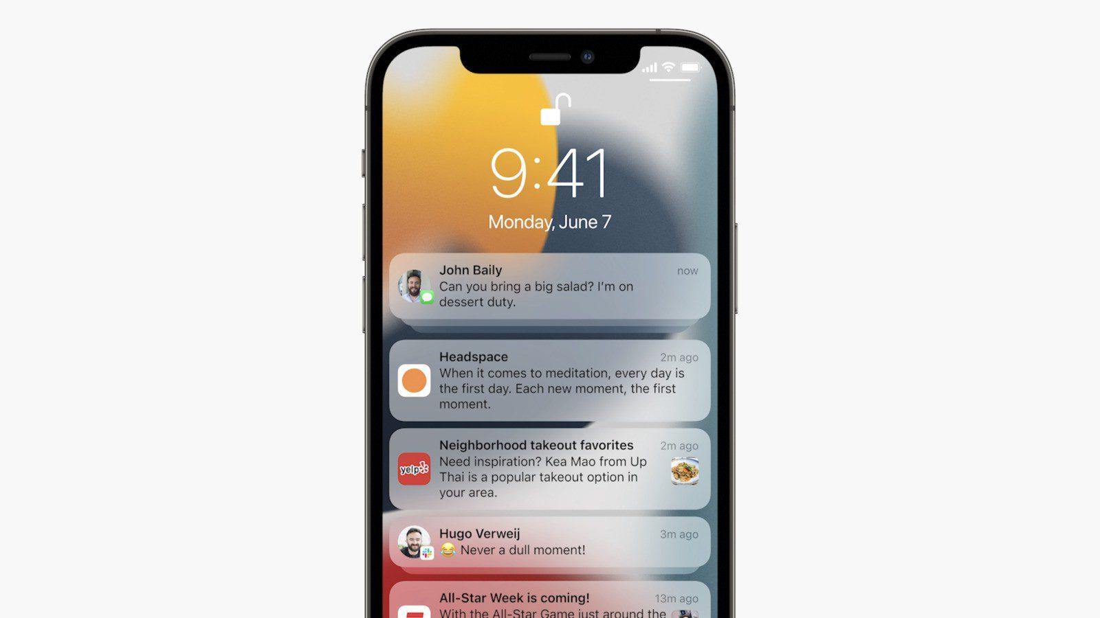iOS 15: всё, что известно на данный момент