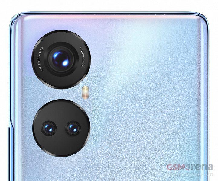 Камеры смартфонов Honor 50 и Honor 50 Pro показали на рендерах