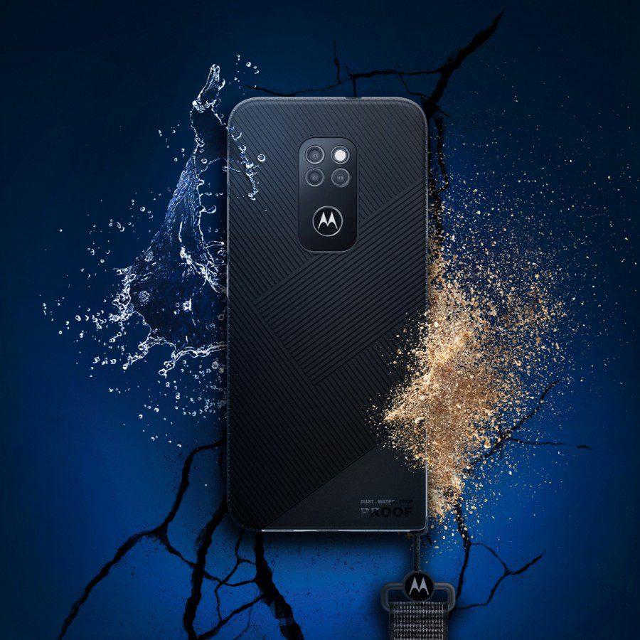 Motorola выпустила ударопрочный смартфон Defy 2021 с батареей на 5000 мАч