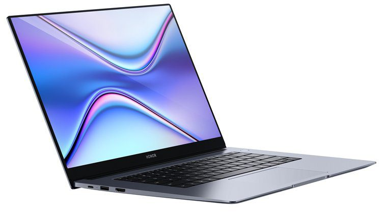 Honor начала продажи недорогих ноутбуков Honor MagicBook X в РФ со скидкой