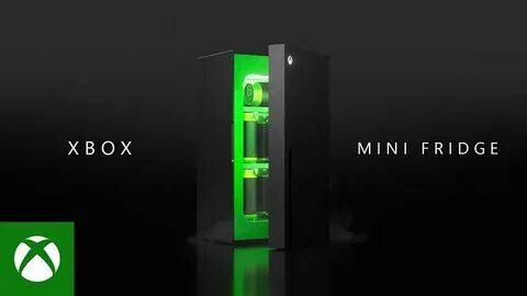 Представлен мини-холодильник Xbox (Series X)
