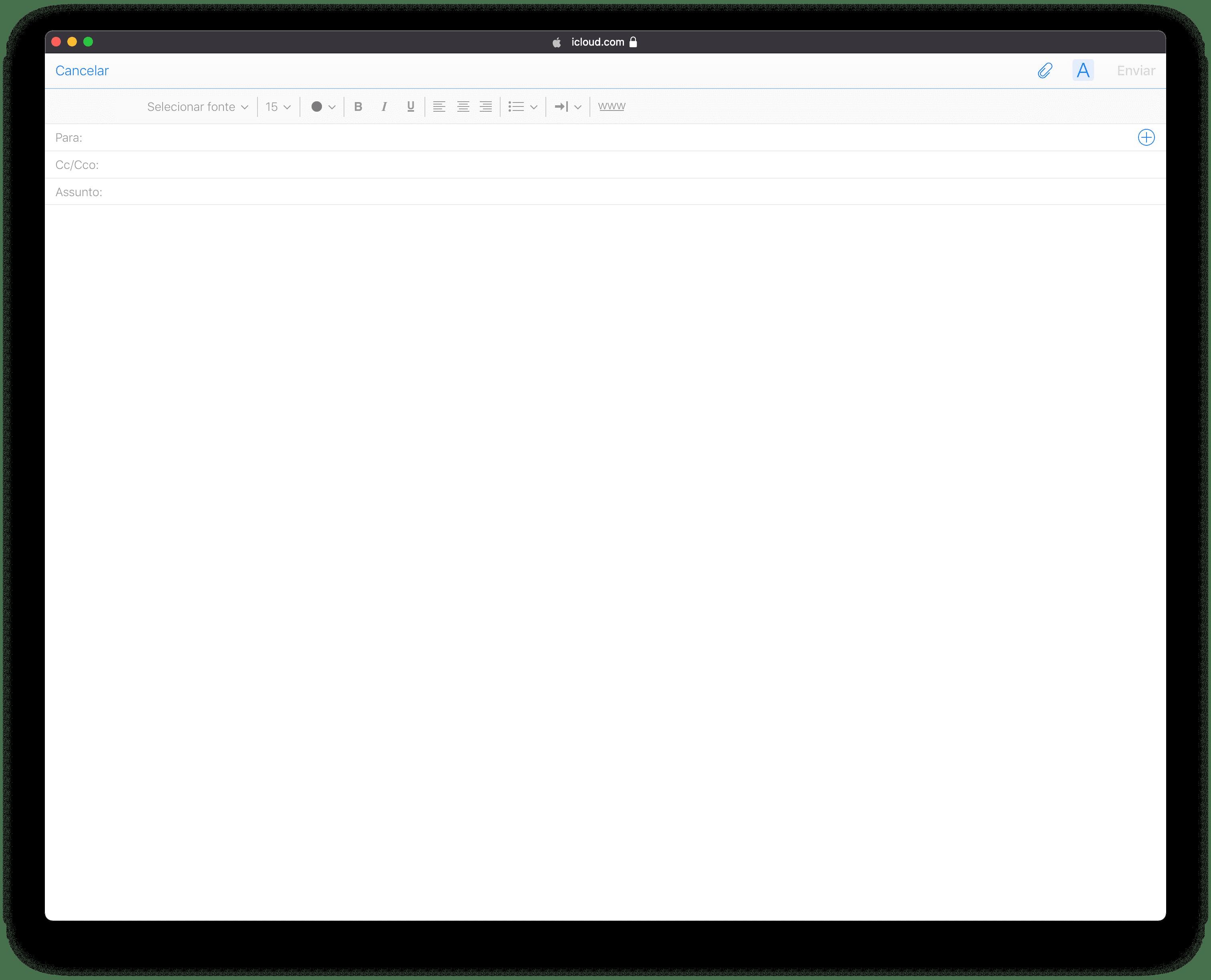 iCloud Mail получил обновленный интерфейс, который сейчас доступен в бета-версии